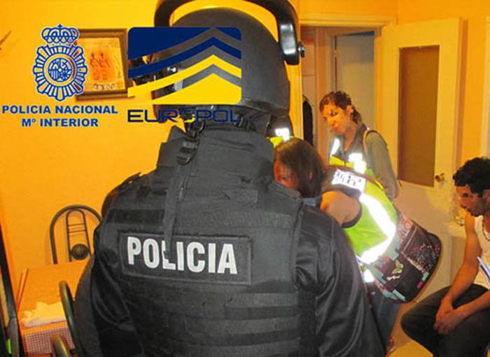 Desmantelada en Almería una organización que sustraía menores de centros de protección