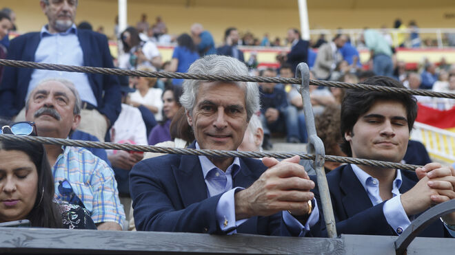 Adolfo Suárez Enrique Ponce