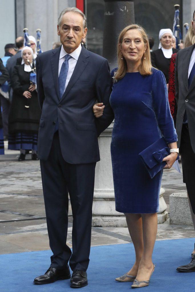 Ana Pastor y José Benito Suárez
