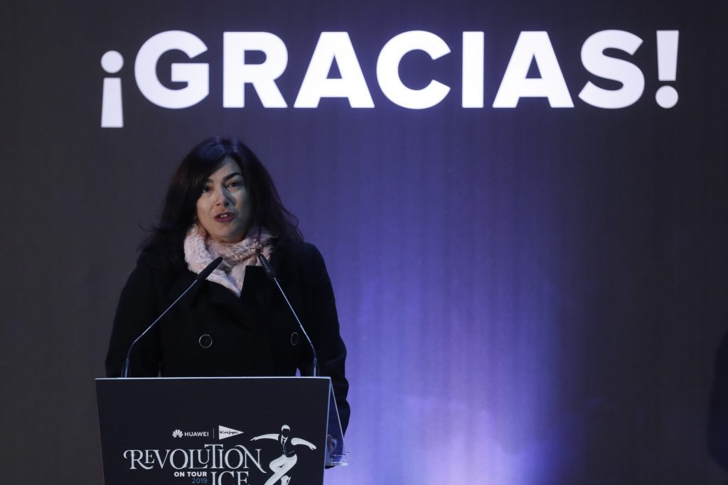 María José Rienda