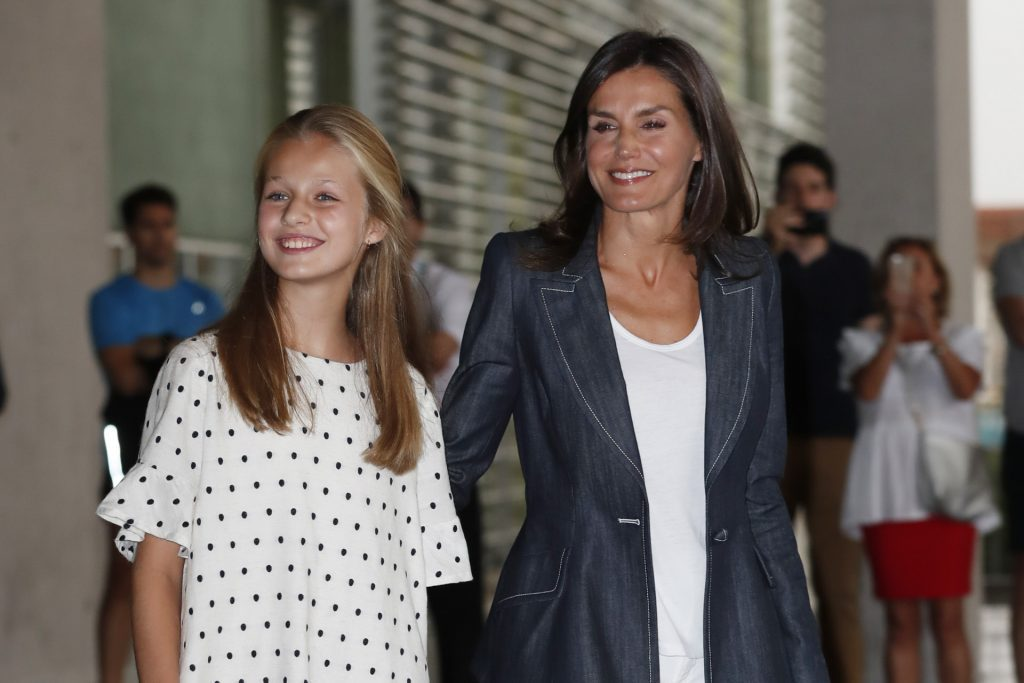 Leonor Premios princesa de Asturias