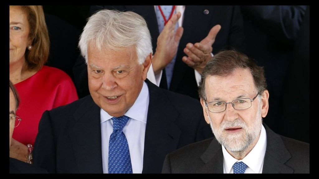 Amancio López Mariano Rajoy