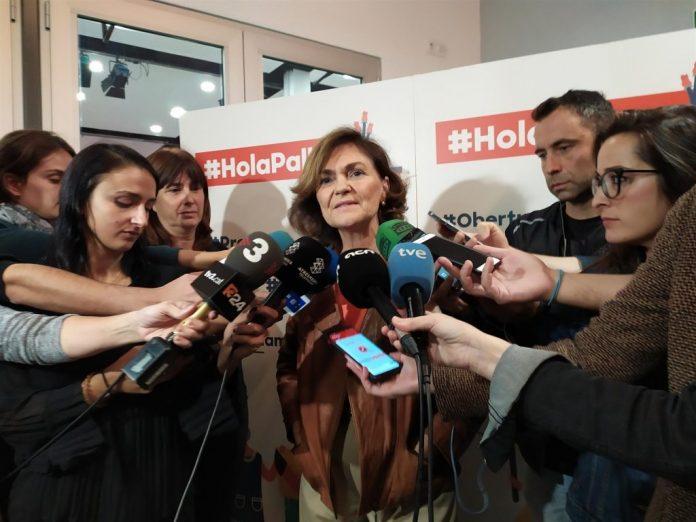 Gobierno Carmen Calvo