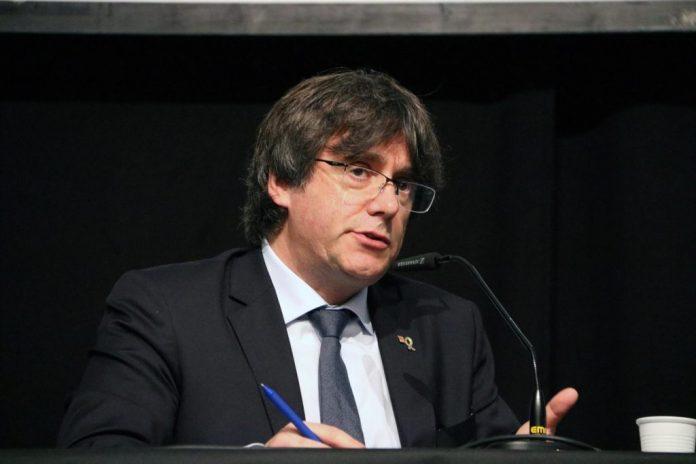 Puigdemont Bruselas euroorden