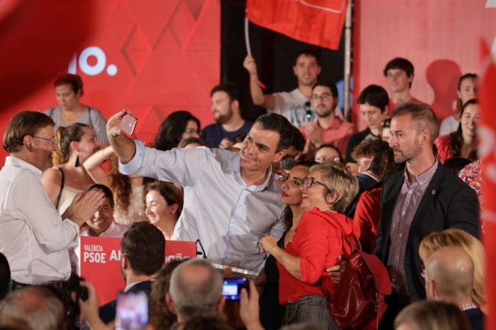 PSOE Sánchez
