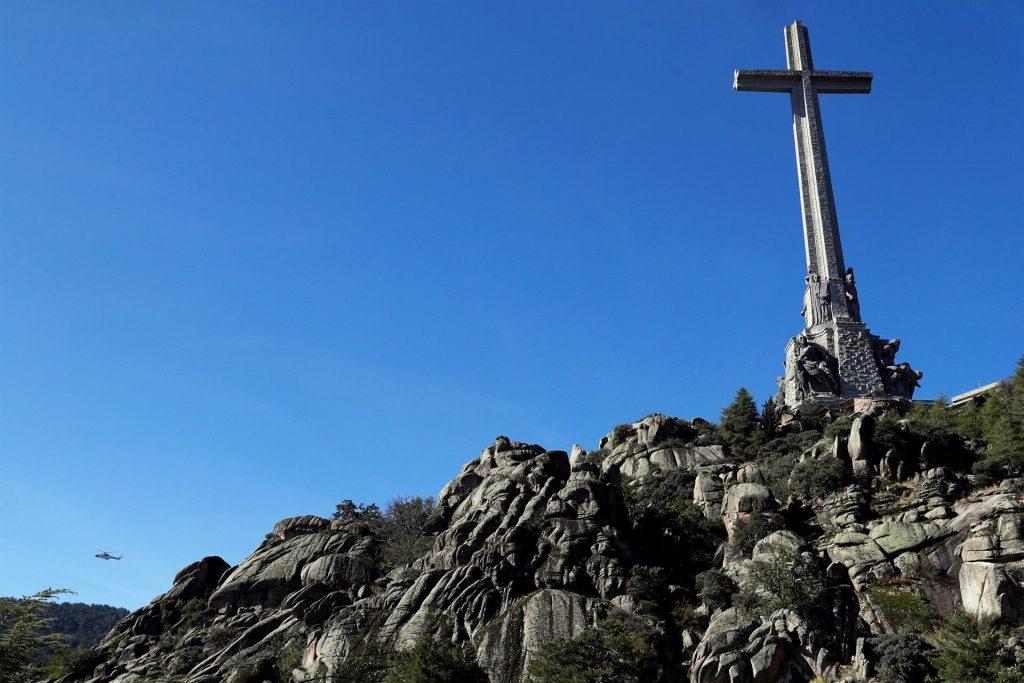 El Valle de los Caídos abre sus puertas tras la exhumación de Franco