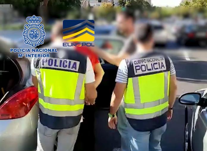 Detenidos en Madrid los tres presuntos autores de un robo de material médico