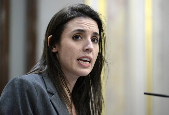 """Montero considera """"urgente"""" aprobar la ley contra la violencia sexual"""