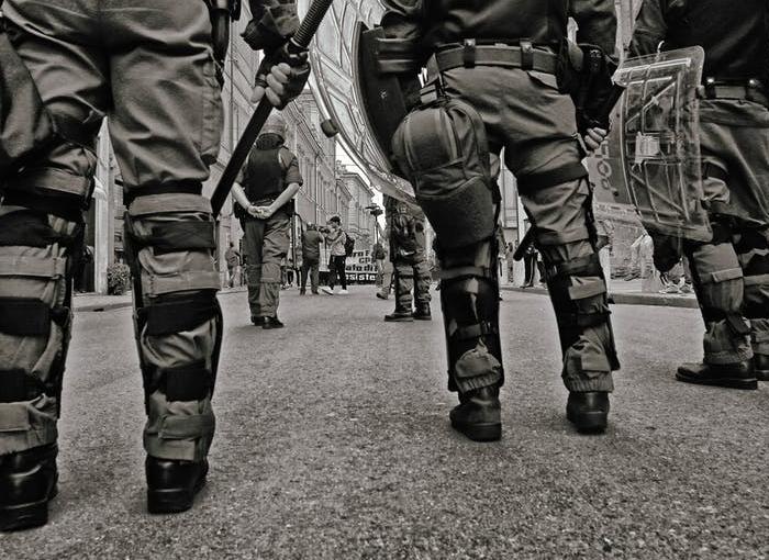 Más de 70 agentes han resultado heridos en las manifestaciones de Barcelona contra la sentencia del  'procés'