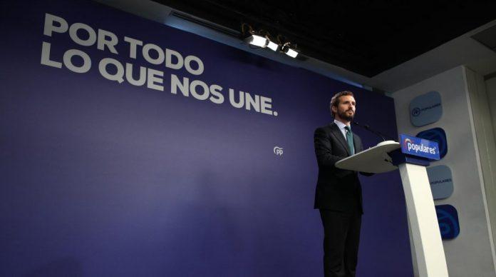Pablo Casado PP