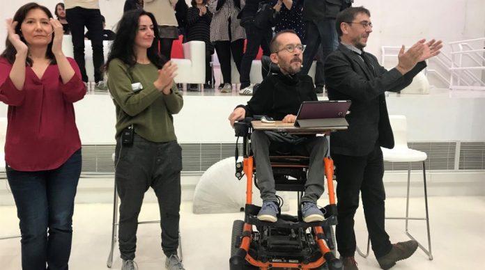 Echenique Podemos