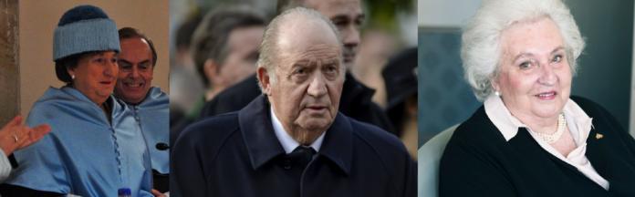 Hermanas del Juan Carlos I
