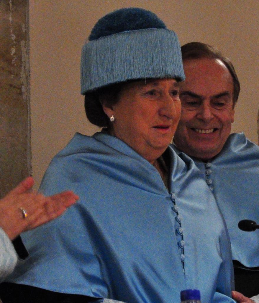 Margarita de Borbón hermana de Juan Carlos
