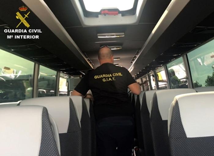 Toledo: Detenido por adquirir autobuses de forma ilegal - MONCLOA.COM