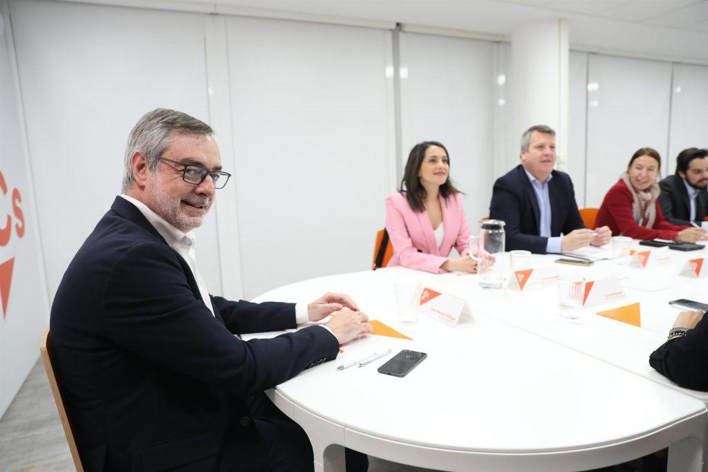 """Ciudadanos rechaza a Sánchez por incluir a """"populistas y separatistas"""" - MONCLOA.COM"""