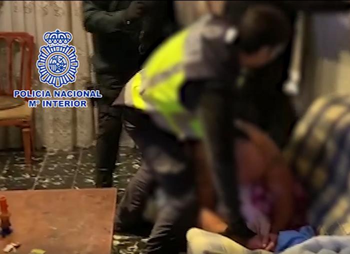 Detenidos tres fugitivos en Mallorca