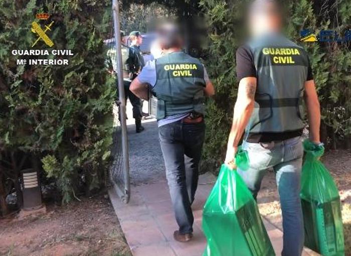 La Guardia Civil concluye la investigación de la listeriosis con seis detenidos
