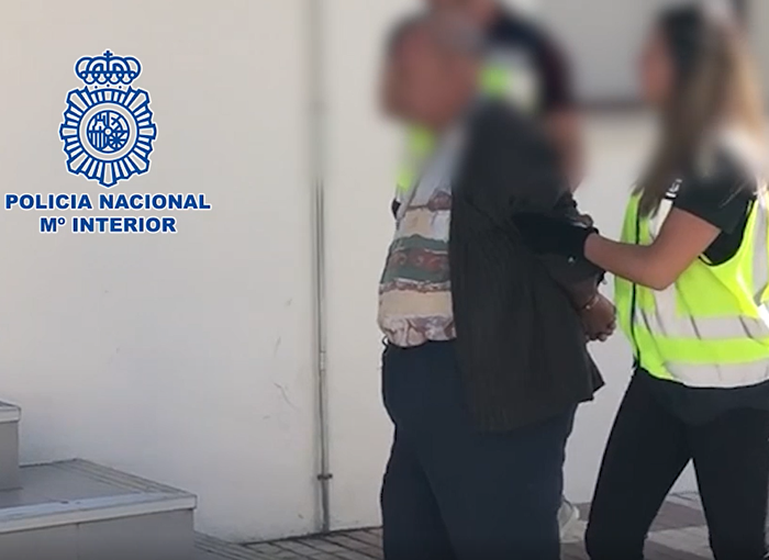 Un pedófilo de 62 años, detenido en Málaga por abusar de siete niñas - MONCLOA.COM