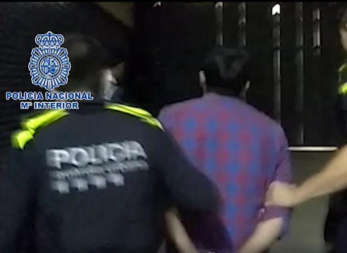 Detenido un fugitivo buscado por las autoridades alemanas en Barcelona