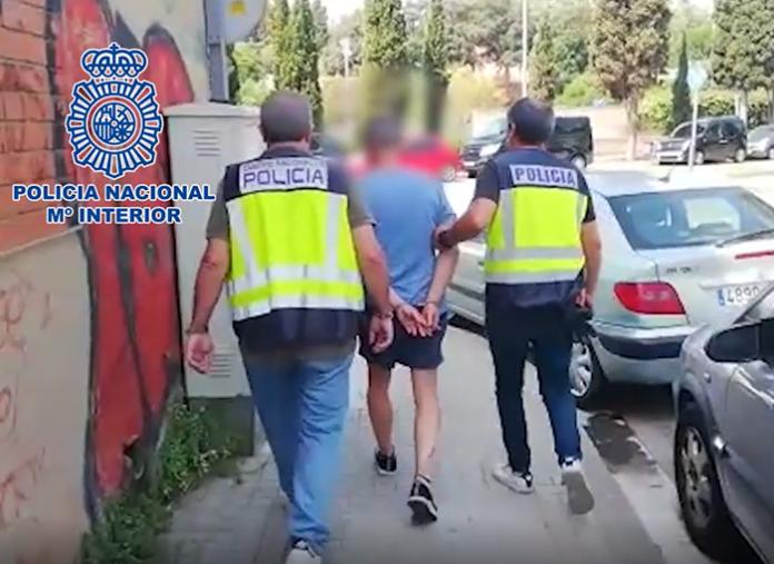 La Policía Nacional hace la mayor aprehensión de metanfetamina en España