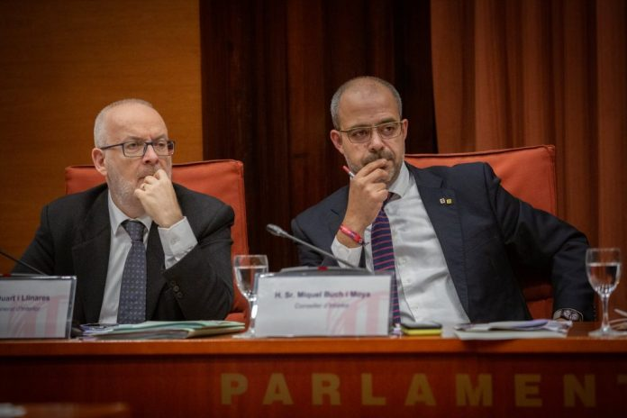 Mossos Govern