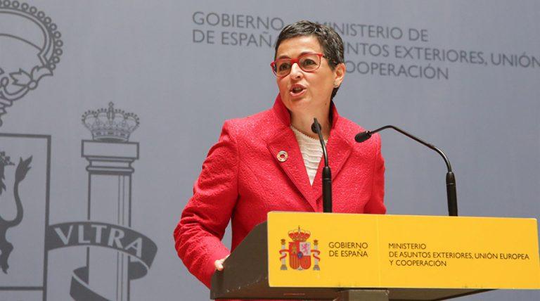 Comparecencia de la ministra de Asuntos Exteriores sobre el coronavirus