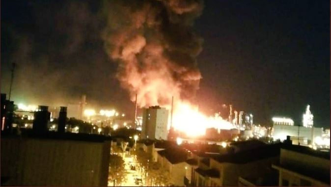 Explosión tarragona heridos graves