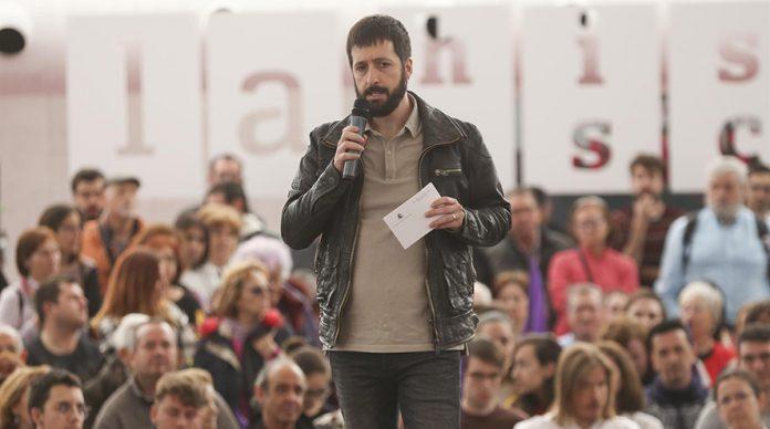 Juanma del Olmo - Podemos - director de Estrategia y Comunicación en la Vicepresidencia