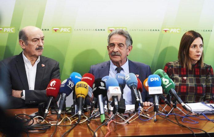 PRC replantear pacto PSOE