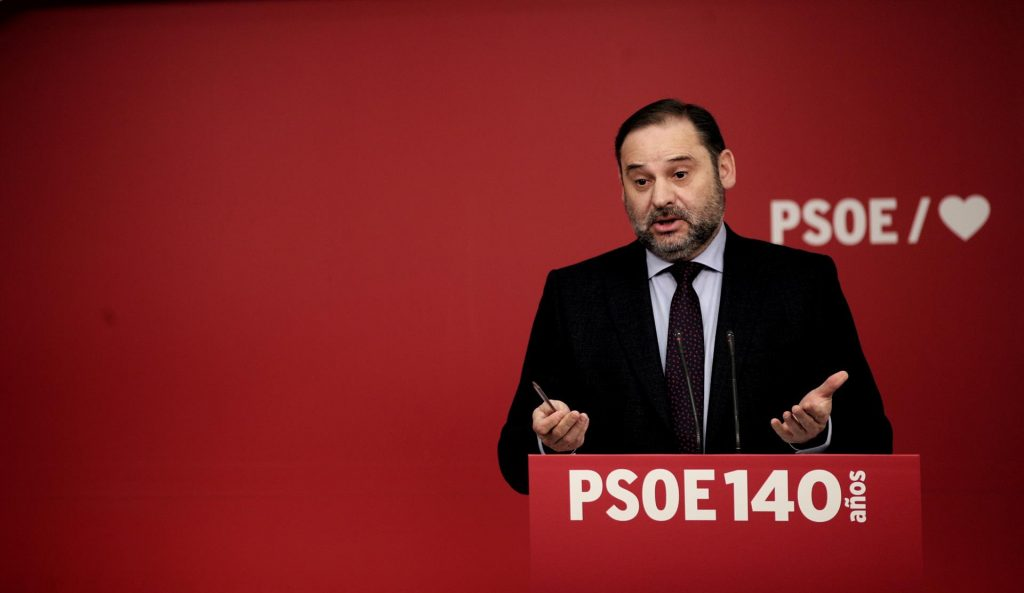 PSOE pin parental veto parental