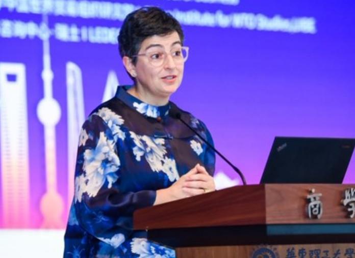 Arancha González Laya, nueva ministra de asuntos Exteriores