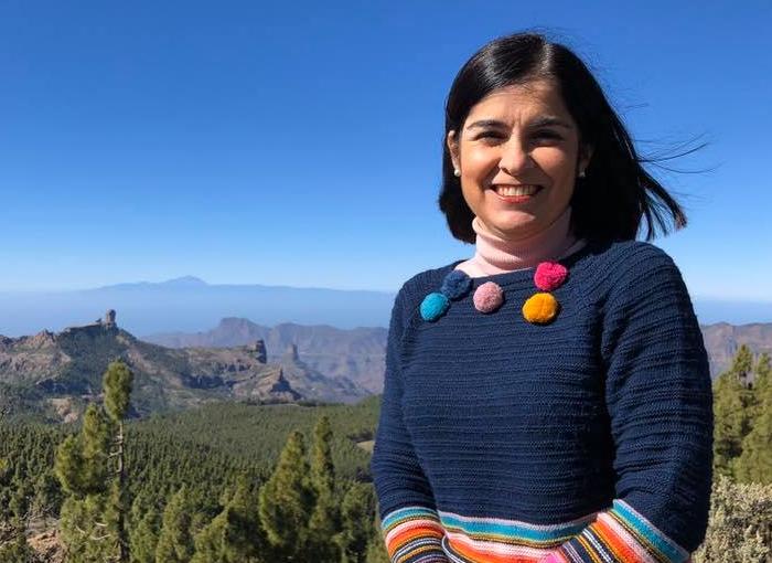 Carolina Darias, nueva ministra en el Gobierno de Pedro Sánchez