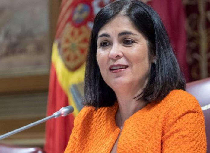Carolina Darias es la nueva ministra de Política Territorial y Función Pública