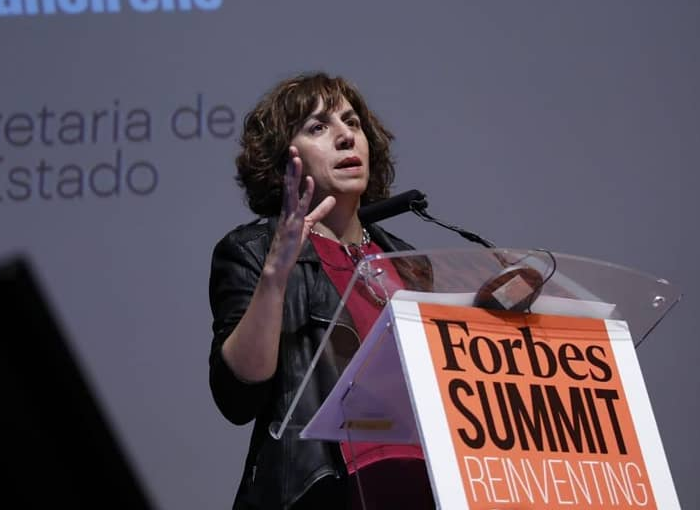 Irene Lozano, elegida como nueva presidenta del CSD