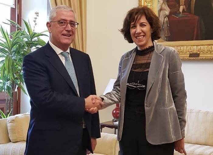 Irene Lozano es nombrada nueva presidenta del CSD por Pedro Sánchez