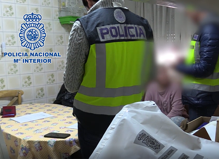Detenidas tres personas en Baracaldo por explotación sexual de mujeres