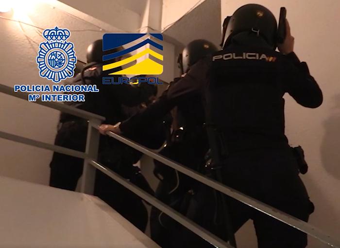 30 detenidos en una operación contra el amaño de parejas de hecho en Valencia