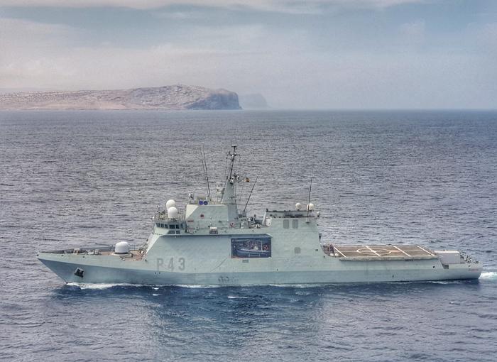 Cádiz: El buque 'Relámpago' se une a la búsqueda del pesquero 'Rua Mar'
