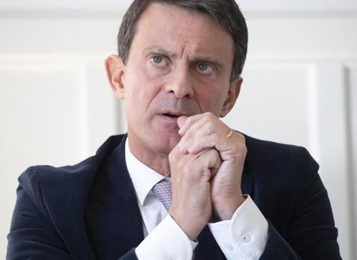 Manuel Valls, ex primer ministro francés, registra su partido para concurrir en toda España