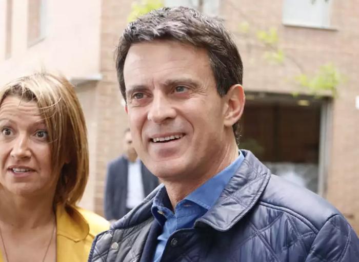 Manuel Valls está casado con Susana Gallardo