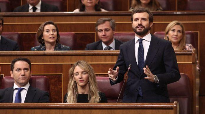 Casado - Sánchez - reforma laboral