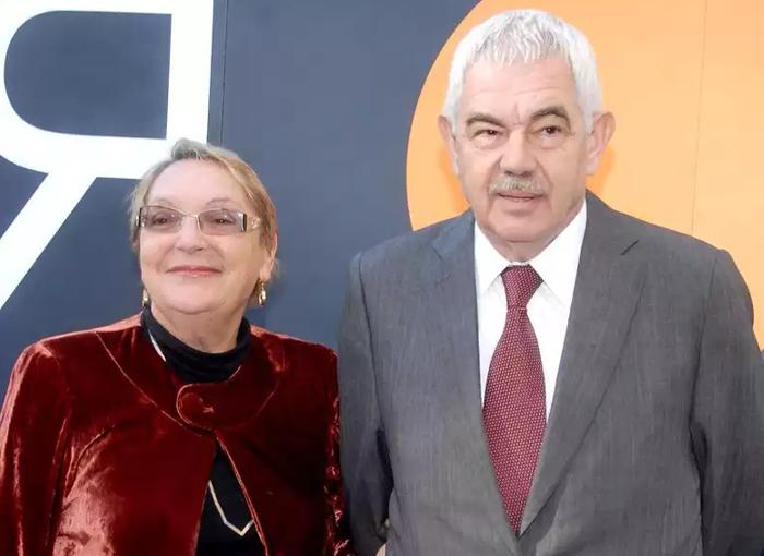 La mujer de Pasqual Maragall, Diana Garrigosa, ha fallecido a los 76 años