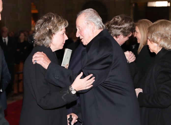 Los supuesto hijos ilegítimos de Don Juan Carlos buscan su reconocimiento