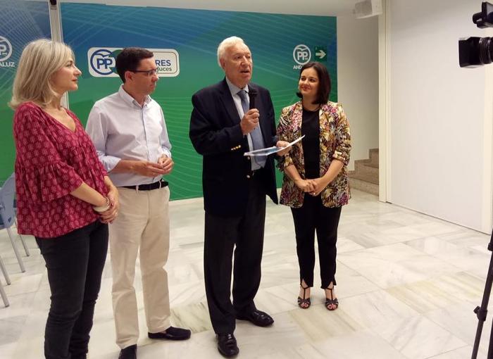 José Manuel García-Margallo continua ligado a la política
