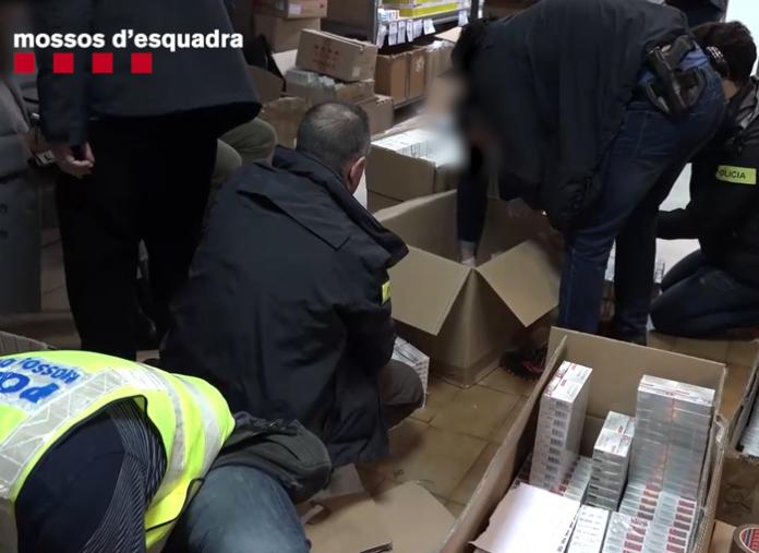 Siete detenidos por tráfico de sustancias dopantes en gimnasios de Barcelona