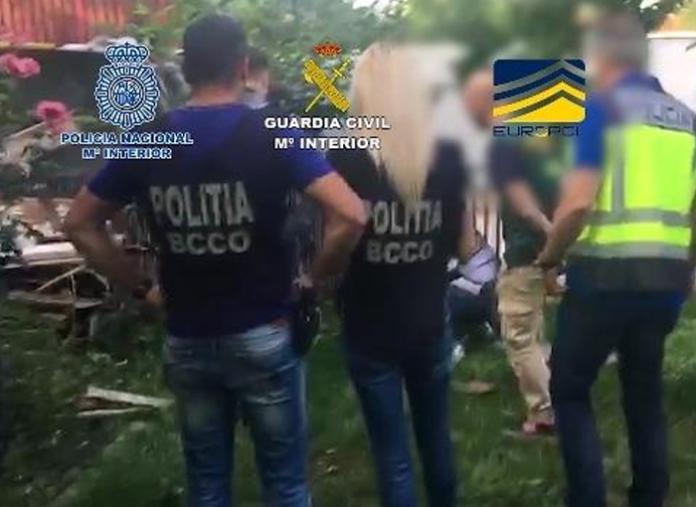 Desarticulada una organización internacional que explotaba a víctimas captadas en Rumanía con el método Lover Boy