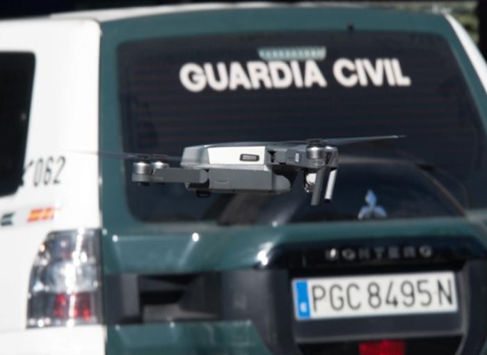 La Guardia Civil implanta los equipos PEGASO en todo el territorio nacional para el control aéreo