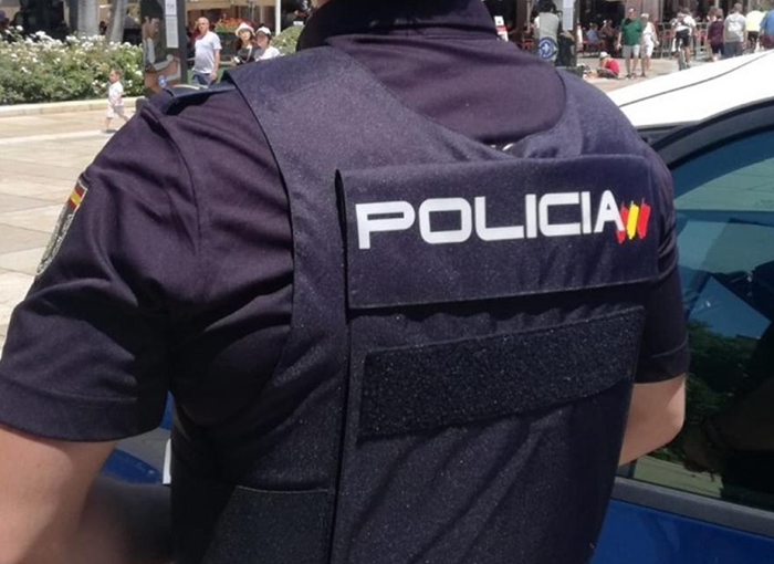 La Policía Nacional detiene a dos senegaleses en Madrid por robos con extrema violencia con la técnica de mataleón
