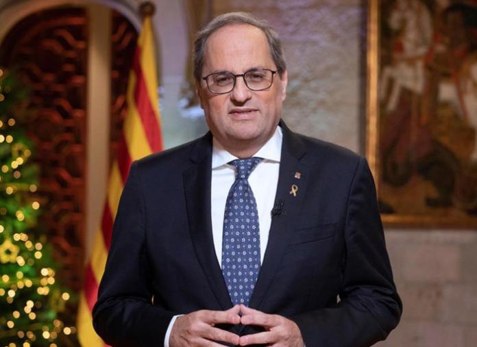 Torra dice que un país más pequeño habría respondido mejor que España