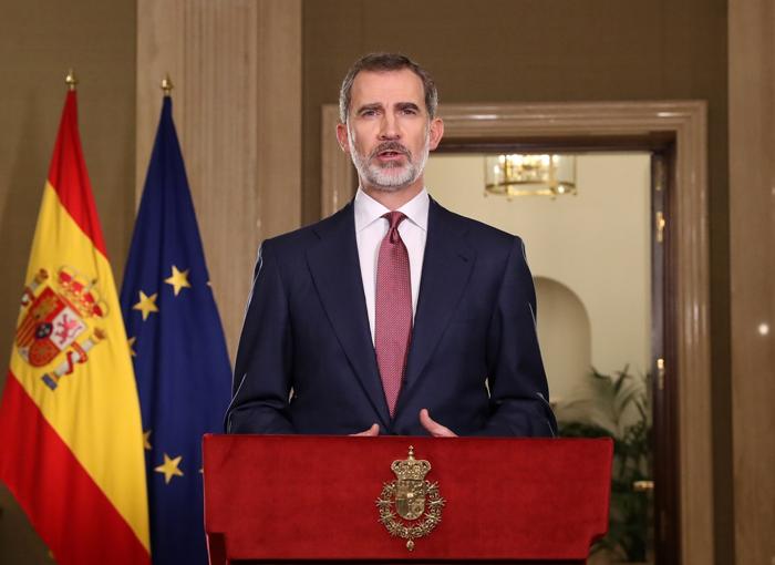 La Casa Real pasa la cuarentena por coronavirus en Zarzuela